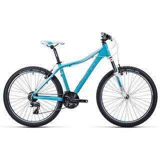 Cube Access WLS 26 2015, aqua/white - Mountainbike