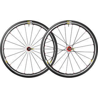 Mavic Ksyrium Elite, red - Laufradsatz