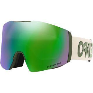 Oakley Fall Line XL Prizm Factory Pilot, dark brush gre/Lens: jade iridium - Skibrille