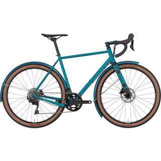 Rondo Mutt ST 2020, turquoise/black - Gravelbike
