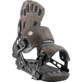 Flow NX2-GT 2020, charcoal - Snowboardbindung
