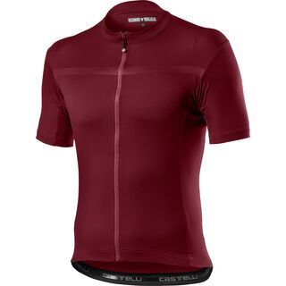 Castelli Classifica Jersey bordeaux