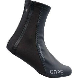 Gore Wear C5 Gore Windstopper Überschuhe, black