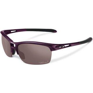 Oakley RPM Squared, rasberry spritzer/oo grey polarized - Sportbrille