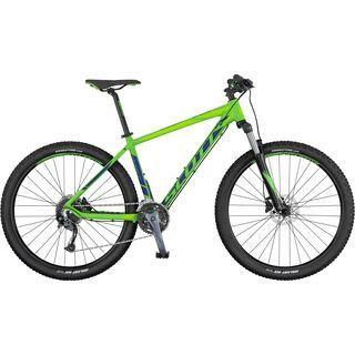 Scott Aspect 740 2017, green/blue/light green - Mountainbike