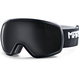 Marker 16:9 Polarized, black/Lens: black light hd - Skibrille