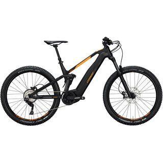 Conway Xyron 227 2020, black/orange - E-Bike