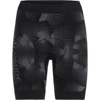Vaude Women's SQlab LesSeam Shorts, black - Innenhose