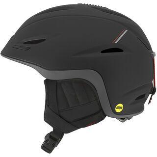 Giro Union MIPS, black/red sport tech - Skihelm