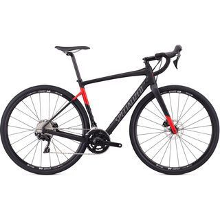 Specialized Diverge Sport 2019, tarmac black/flo red - Gravelbike