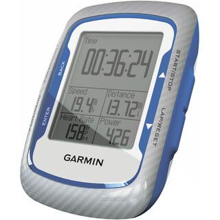 Garmin Edge 500 (Bundle mit Brustgurt + Trittfrequenzsensor) - GPS-Gerät