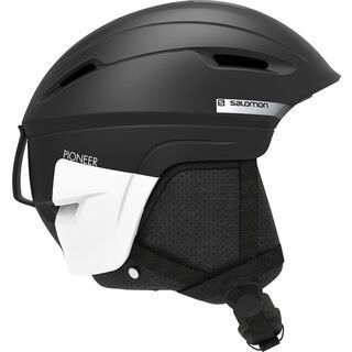 Salomon Pioneer Access C.Air, black - Skihelm