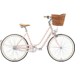 Creme Cycles Molly 2019, pale peach - Cityrad