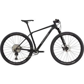 Cannondale F-Si Carbon 3 2021, black pearl - Mountainbike