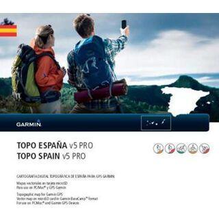 Garmin Topo Spanien v5 PRO (microSD/SD) - Karte