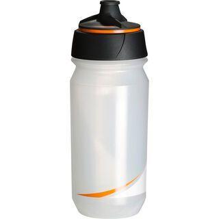 Tacx Shanti Twist, transparent orange - Trinkflasche