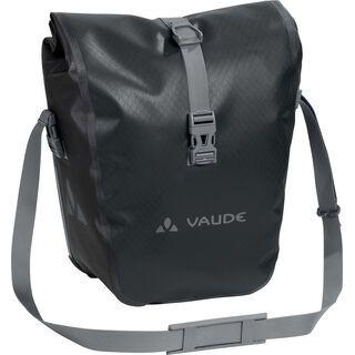 Vaude Aqua Front, black - Fahrradtasche