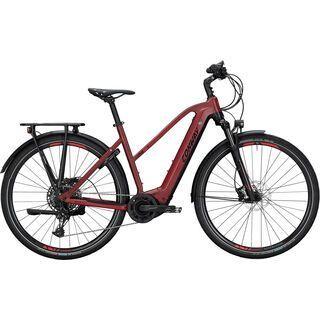 Conway Cairon T 500 Trapez 2020, red/black - E-Bike