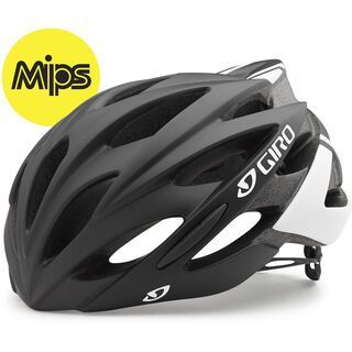 Giro Savant MIPS, black/white - Fahrradhelm