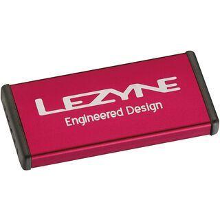 Lezyne Metal Kit, red - Flickzeug
