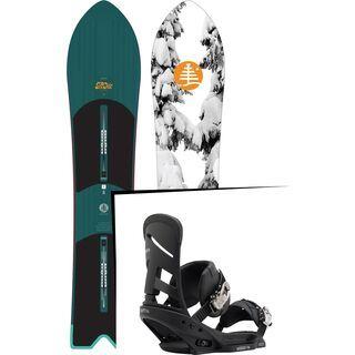 Set: Burton Skipjack Surf 2017 +  Mission EST (1712891S)