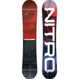 Nitro Team Gullwing Wide 2019 - Snowboard