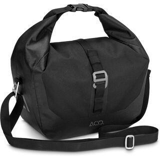 Cube Acid Fahrradtasche Trunk RILink 12, black - Gepäckträgertasche