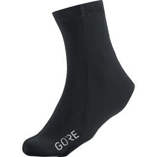 Gore Wear C3 Partial Windstopper Überschuhe, black