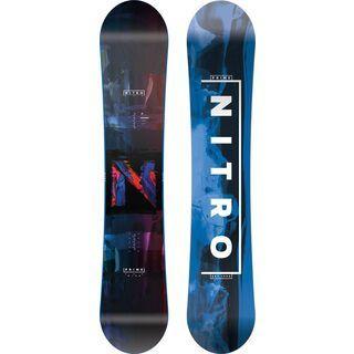 Nitro Prime Overlay Wide 2020 - Snowboard