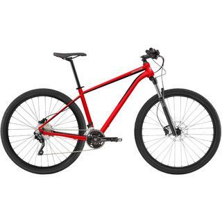 Cannondale Trail 7 - 29 2020, acid red - Mountainbike