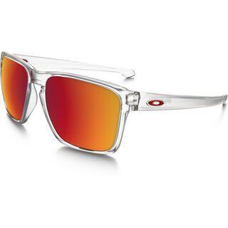 Oakley Sliver XL, matte clear/Lens: torch iridium - Sonnenbrille