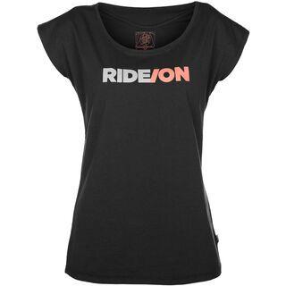 ION Tee SS Rad, black - T-Shirt