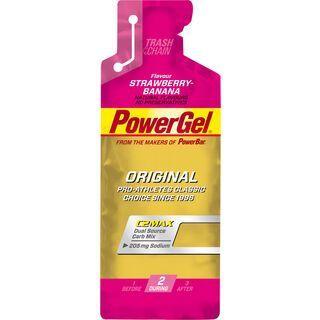 PowerBar PowerGel Original - Strawberry-Banana - Energie Gel