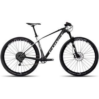 Ghost Lector 8 LC 2017, black/white - Mountainbike
