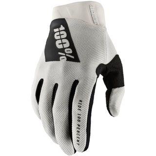 100% Ridefit Glove stone