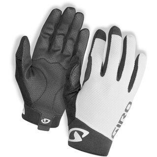 Giro Rivet II, white/black - Fahrradhandschuhe