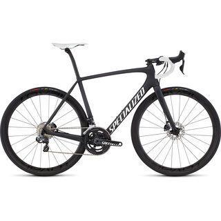 Specialized Tarmac Pro Disc Race Ultegra Di2 2016, carbon/white - Rennrad