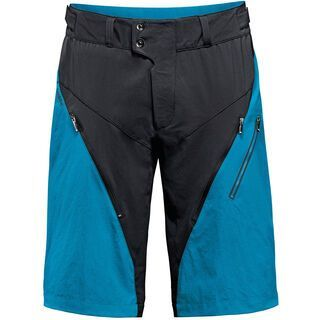 Vaude Men's Cardo Shorts, teal blue - Radhose