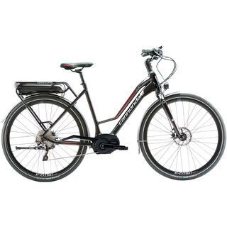 Cannondale Mavaro Active 3 Women 2016, black - E-Bike