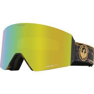 Dragon RVX OTG inkl. WS, 14 karat/Lens: lumalens gold ion - Skibrille
