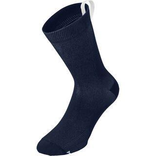 POC Raceday Light Sock, navy black - Radsocken