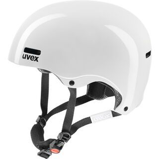 uvex hlmt 5 radical, white - Skihelm