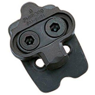 Shimano SPD Pedalplatten SM-SH51 mit Gegenplatten - Zubehör