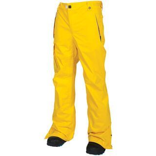 686 Mannual Data Pant, Yellow - Snowboardhose