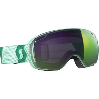 Scott LCG Compact inkl. WS, mint/Lens: enhancer green chrome - Skibrille