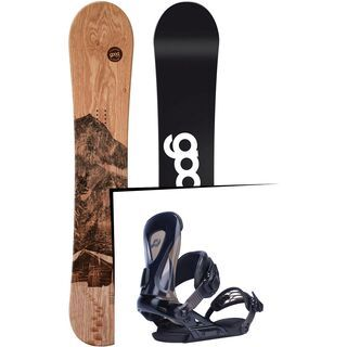 Set: goodboards Wooden 2017 + Ride Revolt (1770162S)
