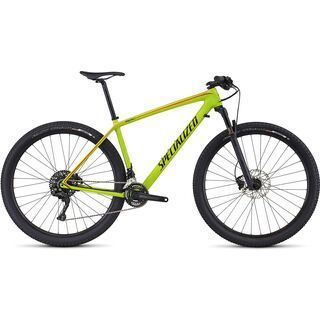 Specialized Epic HT Comp Carbon 29 2017, hy greener/black/red - Mountainbike
