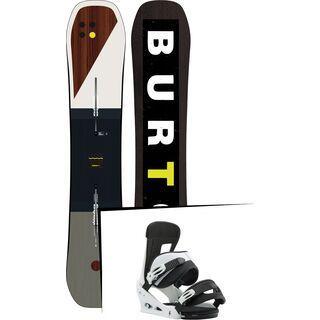 Set: Burton Custom 2019 +  Freestyle (1930963S)