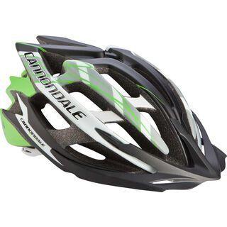 Cannondale Teramo, matte black/green - Fahrradhelm
