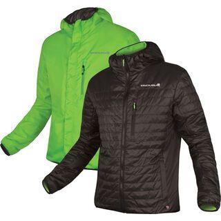 Endura Urban Flipjak Reversible Jacket, schwarz - Radjacke